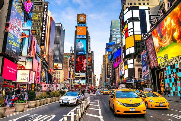 New York Viaggi - Offerte e Tours e Luoghi da Visitare