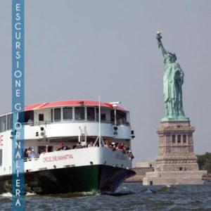 Escursione Giornaliera Cruise Circle Line Semi Circle 90M - Lingua Inglese