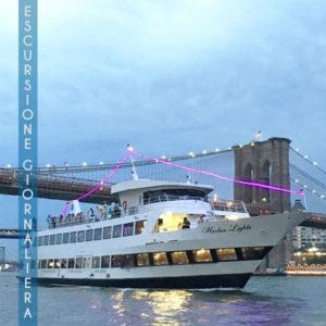 Escursione Giornaliera Harbor Lights Cruise - Lingua: Inglese