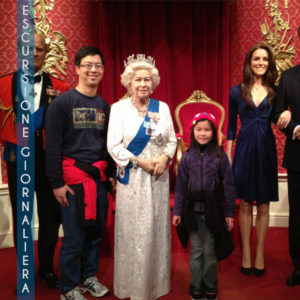 Escursione Giornaliera Madame Tussauds - All Access- Lingua Inglese